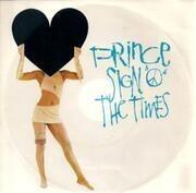 7'' - Prince - Sign 'O' The Times