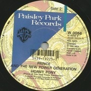 7inch Vinyl Single - Prince & The New Power Generation - Gett Off