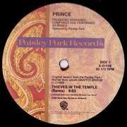 12'' - Prince - Thieves In The Temple