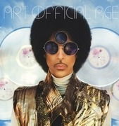Double LP - Prince - Art Official Age - GATEFOLD SLEEVE