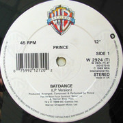12inch Vinyl Single - Prince - Batdance