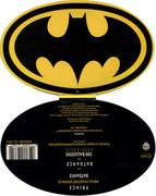 CD Single - Prince - Batdance - Special Edition