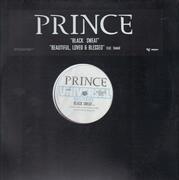 12inch Vinyl Single - Prince - Black Sweat - Crimson Vinyl