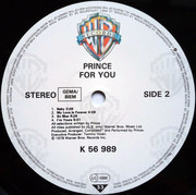 LP - Prince - For You