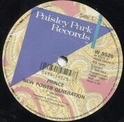 7inch Vinyl Single - Prince - New Power Generation