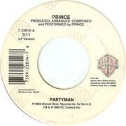 7inch Vinyl Single - Prince - Partyman