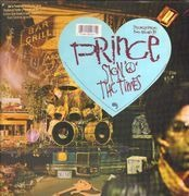 Double LP - Prince - Sign 'O' The Times - promo