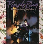 LP - Prince and the Revolution - Purple Rain