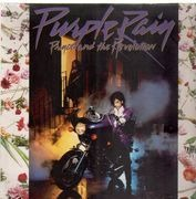 LP - Prince and the Revolution - Purple Rain - with POSTER
