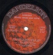 LP - Principal Edwards Magic Theatre - Soundtrack - Dandelion UK