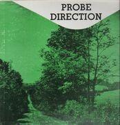 LP - Probe - Direction - ORANGE VINYL