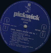 LP - Procol Harum - Greatest Hits Vol 1