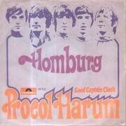 7inch Vinyl Single - Procol Harum - Homburg