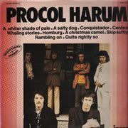 LP - Procol Harum - Procol Harum