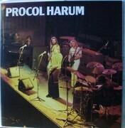 LP - Procol Harum - Procol Harum - booklet