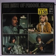 LP - Procol Harum - The Best Of Procol Harum - Stateside