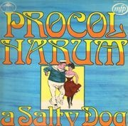 LP - Procol Harum - A Salty Dog