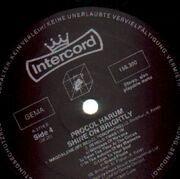 Double LP - Procol Harum - A Salty Dog / Shine On Brightly