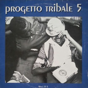 12inch Vinyl Single - Progetto Tribale Presents Akab All Black - You Make Me So Hot