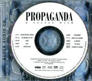 SACD - Propaganda - A Secret Wish - Super jewel case