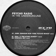 12'' - Psycho Radio - In The Underground