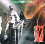 12'' - Public Enemy - 911 Is A Joke