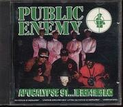 CD - Public Enemy - Apocalypse 91...The Enemy Strikes Black
