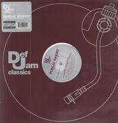 12inch Vinyl Single - Public Enemy - Don't Believe The Hype