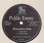 12'' - Public Enemy - Resurrection
