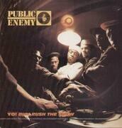 LP - Public Enemy - Yo! Bum Rush The Show