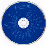 CD - Public Enemy - Fear Of A Black Planet