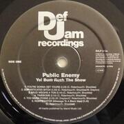 LP - Public Enemy - Yo! Bum Rush The Show - 180 Gram