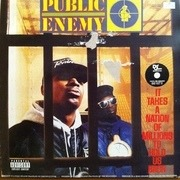 LP - Public Enemy - It Takes A Nation Of Millions To Hold Us Back