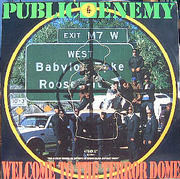 12'' - Public Enemy - Welcome To The Terrordome