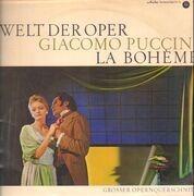 LP - Puccini - Bauer-Theussl - La Bohème - Sonderauflage