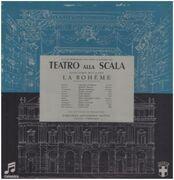 LP - Puccini / Antonino Votto - La Bohème - Hardcover Box