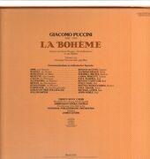 LP-Box - Puccini/ James Levine, National Philharmonic Orchestra, R. Scotto, A. Kraus  a.o. - La Boheme - booklet with libretto