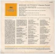 10'' - Puccini - Madame Butterfly - historic / Mono / Tulip rim / Club edition