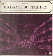 LP-Box - Puccini - Madame Butterfly - Hardcover Box