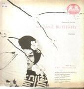 LP - Puccini - Madame Butterfly