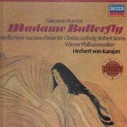 LP-Box - Puccini - Madame Butterfly (Karajan)