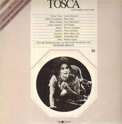LP - Puccini / Richard Kraus - Tosca