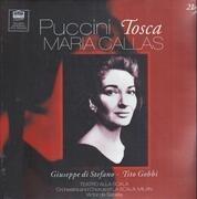 Double LP - Maria Callas, Giacomo Puccini - Puccini: Tosca - 180gr.