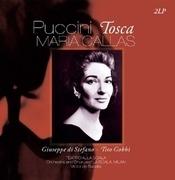 Double LP - Puccini - Tosca (Victor de Sabata, Maria Callas) - TEATRO ALLA SCALA MILAN/VICTOR DE SABATA/MARIA CA