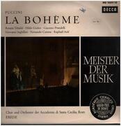 LP - Puccini - La Boheme - Gatefold