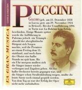 CD & Buch - Puccini - La Bohème