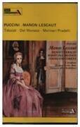 MC - Puccini - Manon Lescaut - Double Cassette