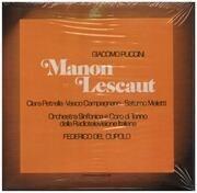 MC - Puccini - Manon Lescaut - Box Set