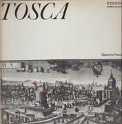 Double LP - Puccini - Tosca