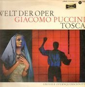 LP - Puccini - Tosca